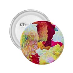 Art Detail Abstract Painting Wax 2 25  Buttons