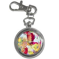 Art Detail Abstract Painting Wax Key Chain Watches