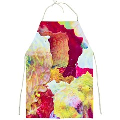 Art Detail Abstract Painting Wax Full Print Aprons