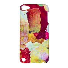 Art Detail Abstract Painting Wax Apple Ipod Touch 5 Hardshell Case