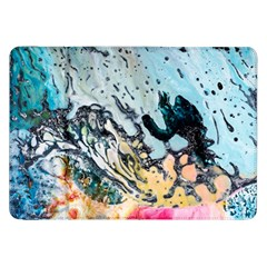 Abstract Structure Background Wax Samsung Galaxy Tab 8 9  P7300 Flip Case