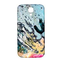 Abstract Structure Background Wax Samsung Galaxy S4 I9500/i9505  Hardshell Back Case