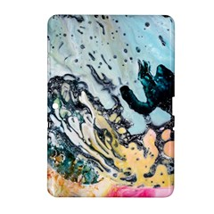 Abstract Structure Background Wax Samsung Galaxy Tab 2 (10 1 ) P5100 Hardshell Case