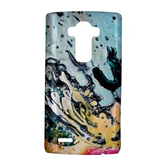 Abstract Structure Background Wax Lg G4 Hardshell Case