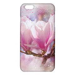 Flowers Magnolia Art Abstract Iphone 6 Plus/6s Plus Tpu Case
