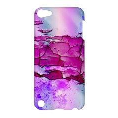 Background Crack Art Abstract Apple Ipod Touch 5 Hardshell Case
