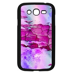 Background Crack Art Abstract Samsung Galaxy Grand Duos I9082 Case (black)