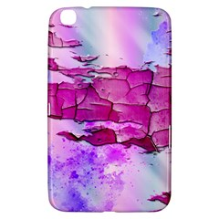 Background Crack Art Abstract Samsung Galaxy Tab 3 (8 ) T3100 Hardshell Case