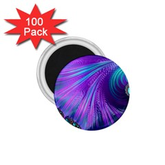 Abstract Fractal Fractal Structures 1 75  Magnets (100 Pack)
