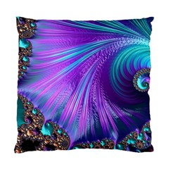 Abstract Fractal Fractal Structures Standard Cushion Case (two Sides)