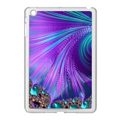 Abstract Fractal Fractal Structures Apple Ipad Mini Case (white)