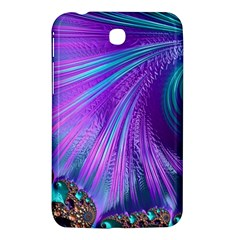 Abstract Fractal Fractal Structures Samsung Galaxy Tab 3 (7 ) P3200 Hardshell Case