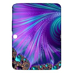 Abstract Fractal Fractal Structures Samsung Galaxy Tab 3 (10 1 ) P5200 Hardshell Case