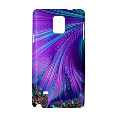 Abstract Fractal Fractal Structures Samsung Galaxy Note 4 Hardshell Case