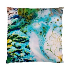 Abstract Art Modern Detail Macro Standard Cushion Case (two Sides)