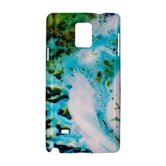 Abstract Art Modern Detail Macro Samsung Galaxy Note 4 Hardshell Case