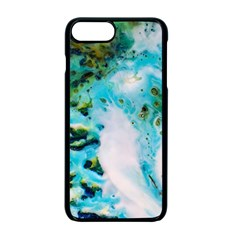 Abstract Art Modern Detail Macro Apple Iphone 7 Plus Seamless Case (black)