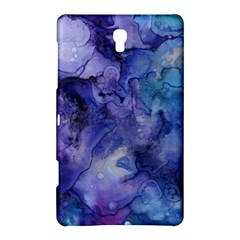 Ink Background Swirl Blue Purple Samsung Galaxy Tab S (8 4 ) Hardshell Case