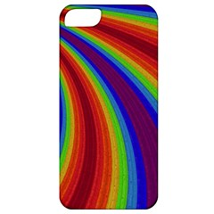Abstract Pattern Lines Wave Apple Iphone 5 Classic Hardshell Case