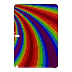 Abstract Pattern Lines Wave Samsung Galaxy Tab Pro 12 2 Hardshell Case