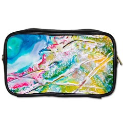 Art Abstract Abstract Art Toiletries Bags 2 Side