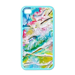 Art Abstract Abstract Art Apple Iphone 4 Case (color)