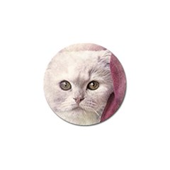 Cat Pet Cute Art Abstract Vintage Golf Ball Marker (10 Pack)