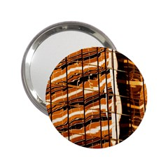 Abstract Architecture Background 2 25  Handbag Mirrors