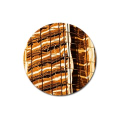 Abstract Architecture Background Magnet 3  (round)