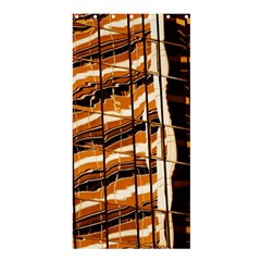 Abstract Architecture Background Shower Curtain 36  X 72  (stall)