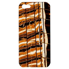 Abstract Architecture Background Apple Iphone 5 Hardshell Case