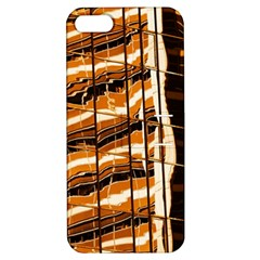 Abstract Architecture Background Apple Iphone 5 Hardshell Case With Stand