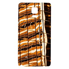Abstract Architecture Background Galaxy Note 4 Back Case