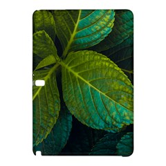Green Plant Leaf Foliage Nature Samsung Galaxy Tab Pro 10 1 Hardshell Case