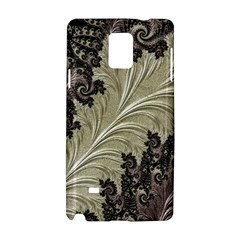 Pattern Decoration Retro Samsung Galaxy Note 4 Hardshell Case