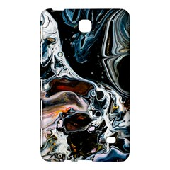 Abstract Flow River Black Samsung Galaxy Tab 4 (8 ) Hardshell Case
