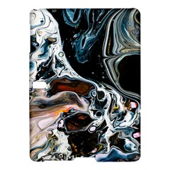 Abstract Flow River Black Samsung Galaxy Tab S (10 5 ) Hardshell Case