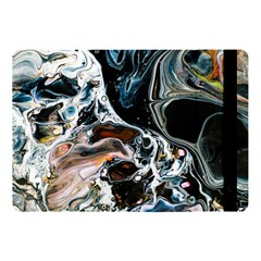 Abstract Flow River Black Apple Ipad Pro 10 5   Flip Case