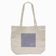 Monster Rats Hand Draw Illustration Pattern Tote Bag (cream)