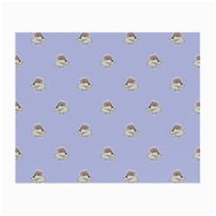 Monster Rats Hand Draw Illustration Pattern Small Glasses Cloth (2 Side)