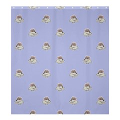 Monster Rats Hand Draw Illustration Pattern Shower Curtain 66  X 72  (large)