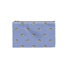 Monster Rats Hand Draw Illustration Pattern Cosmetic Bag (small)