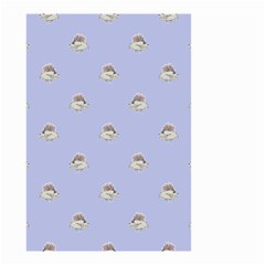 Monster Rats Hand Draw Illustration Pattern Small Garden Flag (two Sides)