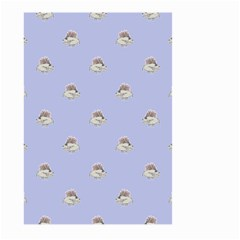 Monster Rats Hand Draw Illustration Pattern Large Garden Flag (two Sides)