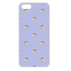 Monster Rats Hand Draw Illustration Pattern Apple Iphone 5 Seamless Case (white)