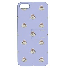 Monster Rats Hand Draw Illustration Pattern Apple Iphone 5 Hardshell Case With Stand