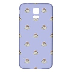 Monster Rats Hand Draw Illustration Pattern Samsung Galaxy S5 Back Case (white)