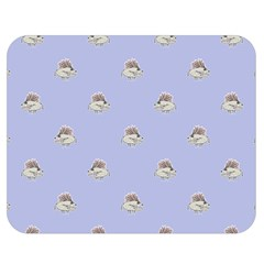 Monster Rats Hand Draw Illustration Pattern Double Sided Flano Blanket (medium)