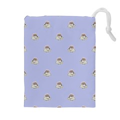 Monster Rats Hand Draw Illustration Pattern Drawstring Pouches (extra Large)