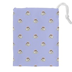 Monster Rats Hand Draw Illustration Pattern Drawstring Pouches (xxl)